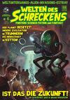 Cover for Welten des Schreckens (Weissblech Comics, 2009 series) #6
