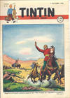 Cover for Le journal de Tintin (Le Lombard, 1946 series) #41/1948