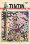 Cover for Le journal de Tintin (Le Lombard, 1946 series) #48/1948