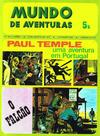 Cover for Mundo de Aventuras (Agência Portuguesa de Revistas, 1973 series) #45