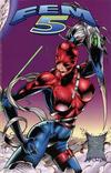 Cover for Fem 5 (Entity-Parody, 1996 series) #3