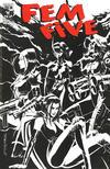 Cover Thumbnail for Fem 5 (1996 series) #1 [Tatsuya Ishida Cover]