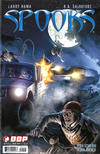 Cover for Spooks (Devil's Due Publishing, 2008 series) #2 [Cover A]