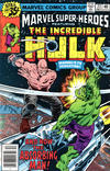 Cover for Marvel Super-Heroes (Marvel, 1967 series) #77 [Regular Edition]