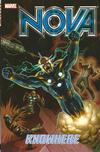 Cover for Nova (Marvel, 2007 series) #2 - Knowhere