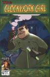 Cover for Clockwork Girl (Arcana, 2007 series) #4