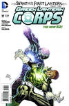 Cover for Green Lantern Corps (DC, 2011 series) #17 [Direct Sales]