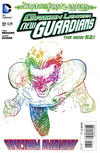 Cover for Green Lantern: New Guardians (DC, 2011 series) #17