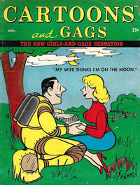 Cover Thumbnail for Cartoons and Gags (Marvel, 1959 series) #v3#4