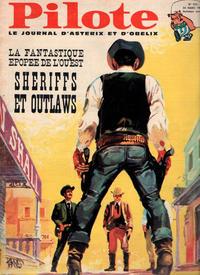 Cover Thumbnail for Pilote (Dargaud, 1960 series) #335