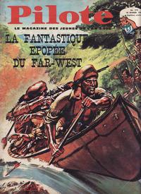 Cover Thumbnail for Pilote (Dargaud, 1960 series) #278