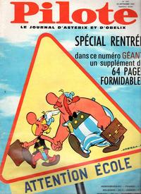 Cover Thumbnail for Pilote (Dargaud, 1960 series) #309