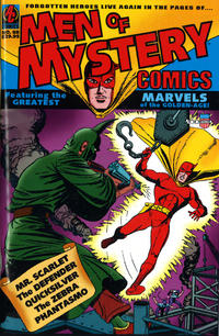 Cover Thumbnail for Men of Mystery Comics (AC, 1999 series) #88