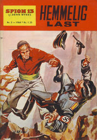 Cover Thumbnail for Spion 13 og John Steel (Serieforlaget / Se-Bladene / Stabenfeldt, 1963 series) #5/1964