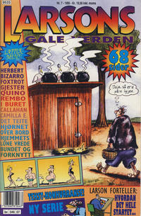 Cover Thumbnail for Larsons gale verden (Bladkompaniet / Schibsted, 1992 series) #7/1995