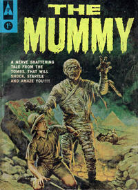 Cover Thumbnail for The Mummy (Thorpe & Porter, 1963 series)