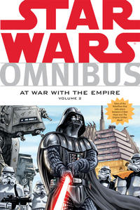 Cover Thumbnail for Star Wars Omnibus: At War with the Empire (Dark Horse, 2011 series) #2