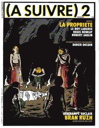 Cover Thumbnail for (À Suivre) (Casterman, 1977 series) #2
