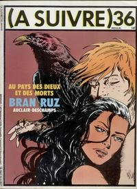 Cover Thumbnail for (À Suivre) (Casterman, 1977 series) #36