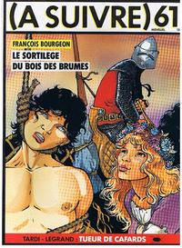 Cover Thumbnail for (À Suivre) (Casterman, 1977 series) #61