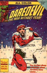 Cover Thumbnail for Daredevil (Federal, 1983 series) #11