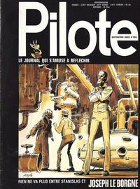 Cover Thumbnail for Pilote (Dargaud, 1960 series) #655