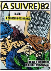 Cover Thumbnail for (À Suivre) (Casterman, 1977 series) #82