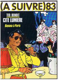 Cover Thumbnail for (À Suivre) (Casterman, 1977 series) #83