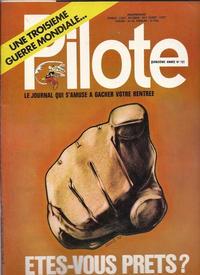 Cover Thumbnail for Pilote (Dargaud, 1960 series) #721