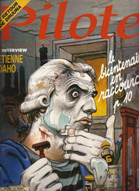 Cover Thumbnail for Pilote (Dargaud, 1988 series) #39