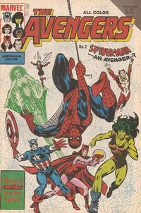 Cover Thumbnail for The Avengers (Federal, 1984 series) #2