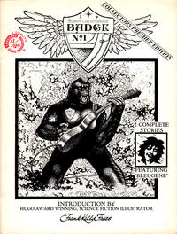 Cover Thumbnail for Badge (Vanguard Productions, 1981 series) #1