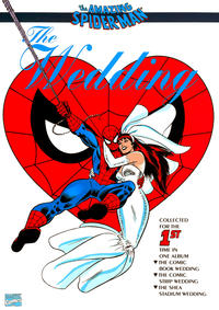 Cover Thumbnail for The Amazing Spider-Man: The Wedding (Marvel, 1991 series)