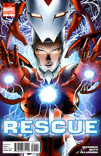 Cover Thumbnail for Rescue (Marvel, 2010 series) #1
