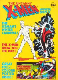 Cover Thumbnail for X-Men Winter Special (Marvel UK, 1981 series) #[1982]