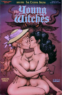Cover Thumbnail for Young Witches IV: The Eternal Dream (Fantagraphics, 2001 series) #2