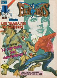 Cover Thumbnail for Fantomas (Editorial Novaro, 1969 series) #441