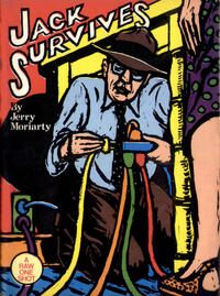 Cover Thumbnail for Raw One-Shot (Raw Books, 1982 series) #3 - Jack Survives