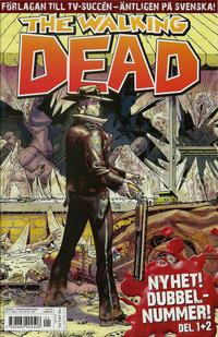 Cover Thumbnail for The Walking Dead [Delas] (Egmont, 2013 series) #1/2013