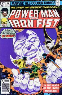 Cover Thumbnail for Power Man (Marvel, 1974 series) #57 [British]