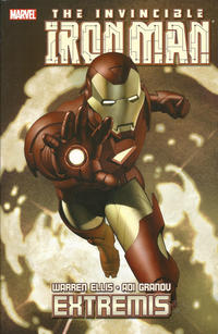 Cover Thumbnail for Iron Man: Extremis (Marvel, 2007 series)