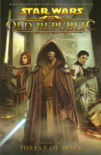 Cover Thumbnail for Star Wars: The Old Republic (Dark Horse, 2011 series) #2 - Threat of Peace
