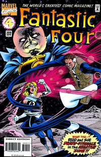 Cover Thumbnail for Fantastic Four (Marvel, 1961 series) #399 [Regular Direct Edition]