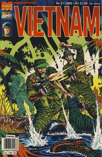 Cover Thumbnail for Magnum presenterer (Bladkompaniet / Schibsted, 1995 series) #2/1995