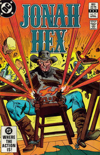 Cover Thumbnail for Jonah Hex (DC, 1977 series) #71 [Direct-Sales]