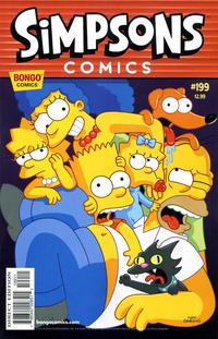 Cover Thumbnail for Simpsons Comics (Bongo, 1993 series) #199