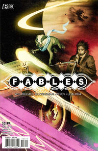 Cover Thumbnail for Fables (DC, 2002 series) #126