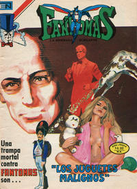 Cover Thumbnail for Fantomas (Editorial Novaro, 1969 series) #442