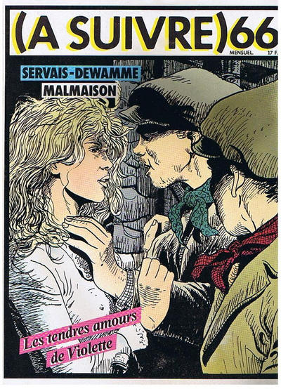 Cover for (À Suivre) (Casterman, 1977 series) #66