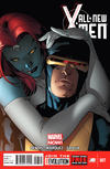 Cover for All-New X-Men (Marvel, 2013 series) #7